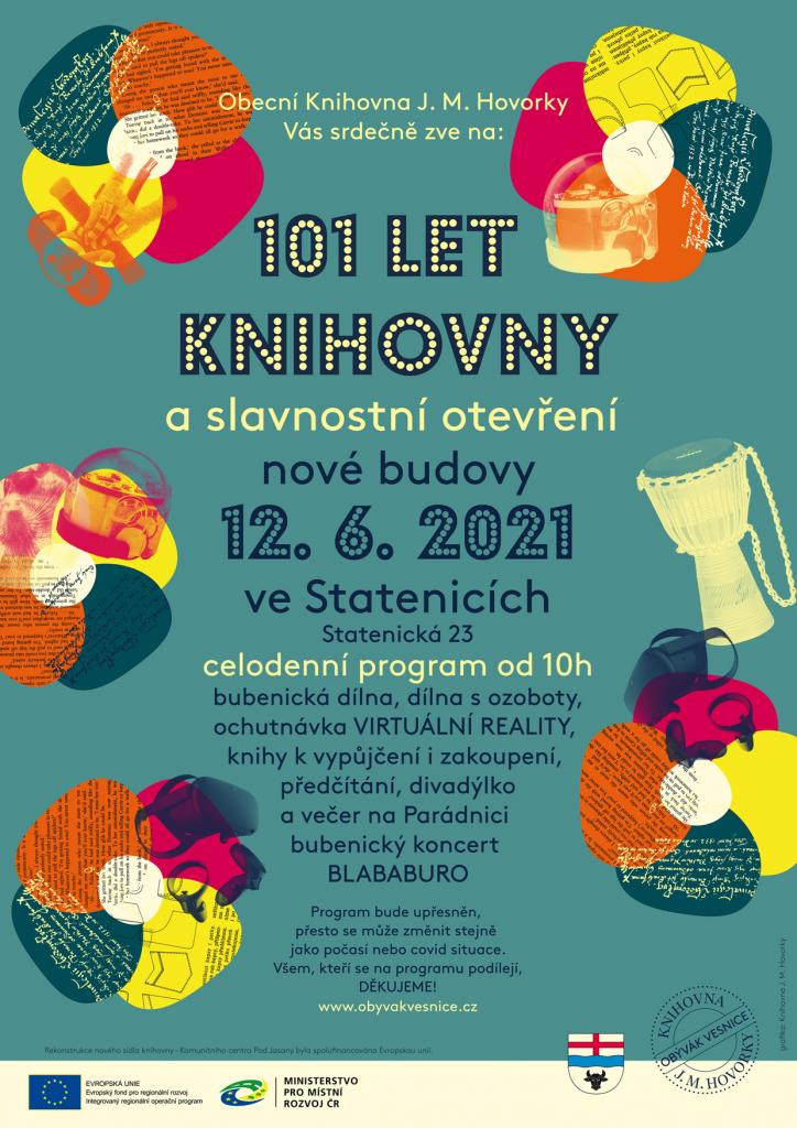 101 let knihovny  1