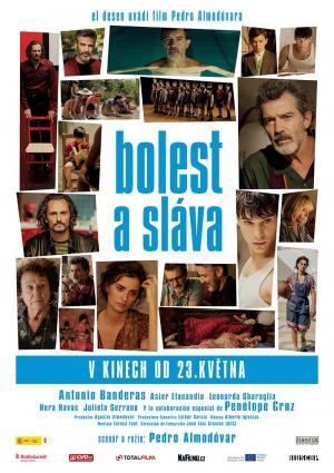 Promítání filmu BOLEST A SLÁVA 1